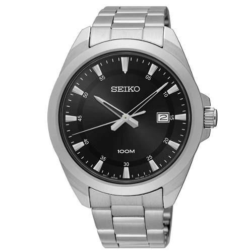 0133e8a2dae Relógio Seiko Masculino Prata Social Aço Inox Sur209b1 P1sx - R  689 ...