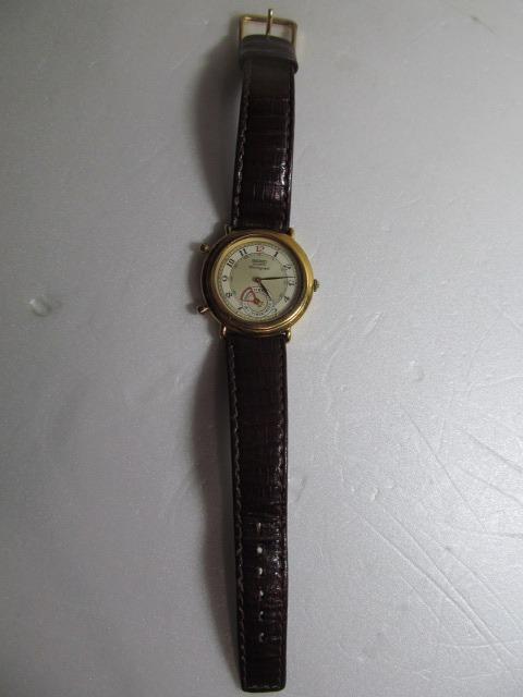 68fc02fcde1 Relogio Seiko Quartz Chronograph Excelente Estado Arte Som - R  450 ...
