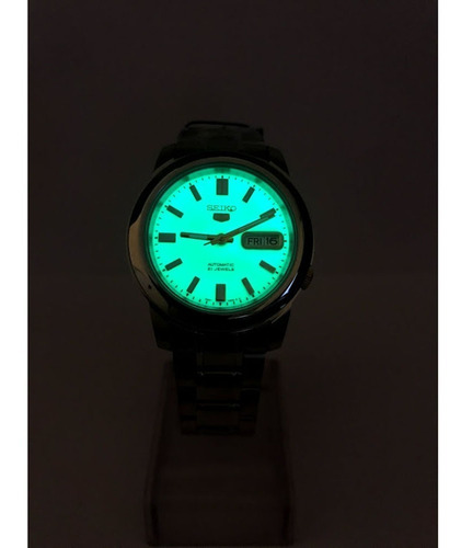 relógio seiko série 5 - automatic - snkk19k1