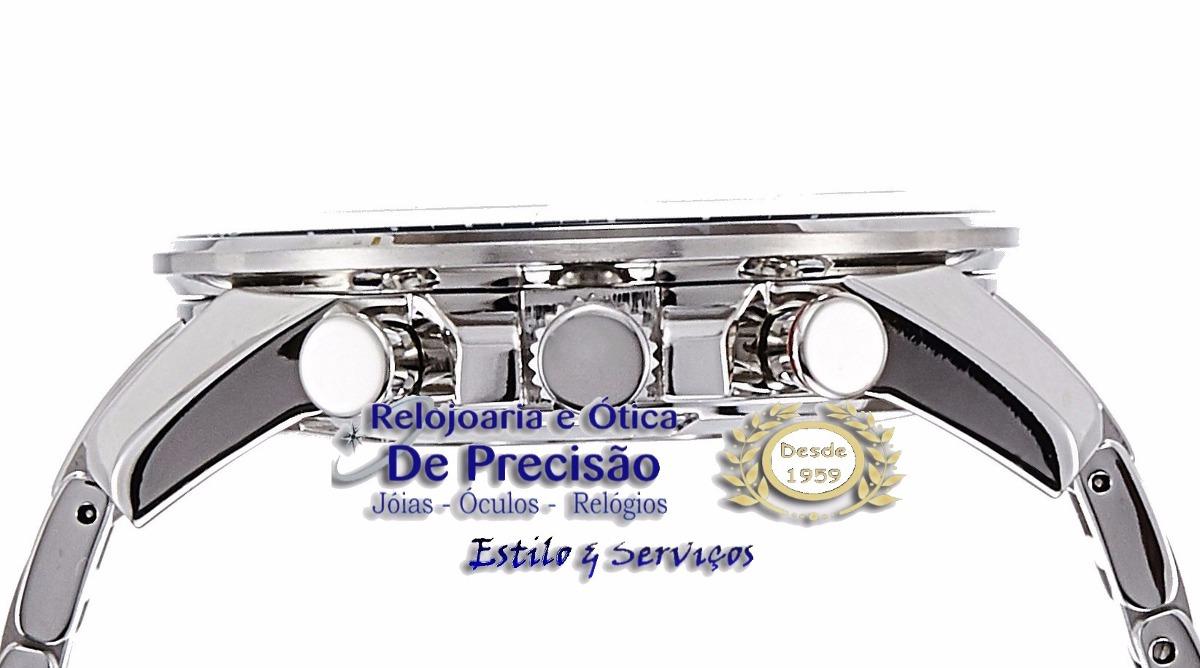 Relógio Seiko Sportura Perpetual Solar Ssc355b1 - R  3.590,00 em ... 254fed9f58
