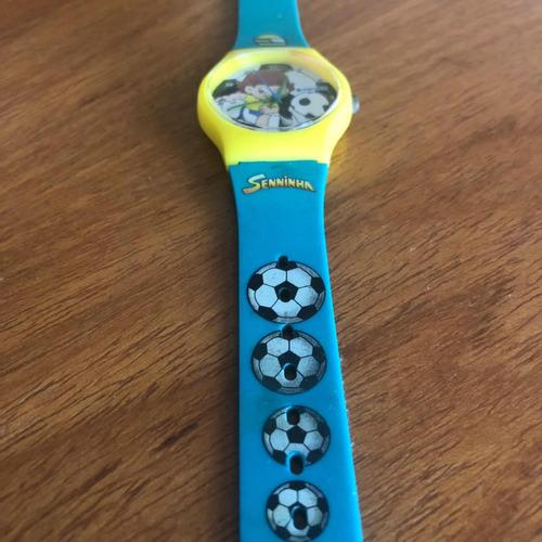 relógio seninha - vintage - para colecionadores