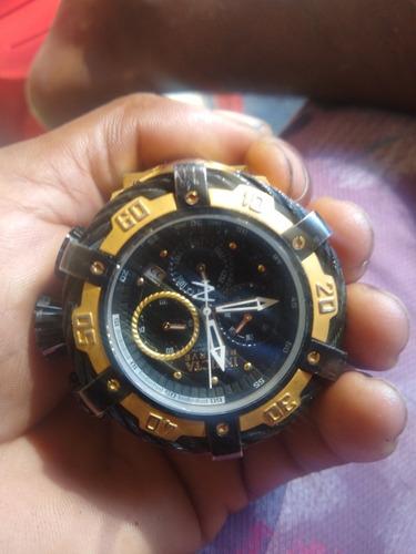 relógio série ouro original no valor de 10000 aceita o cartã
