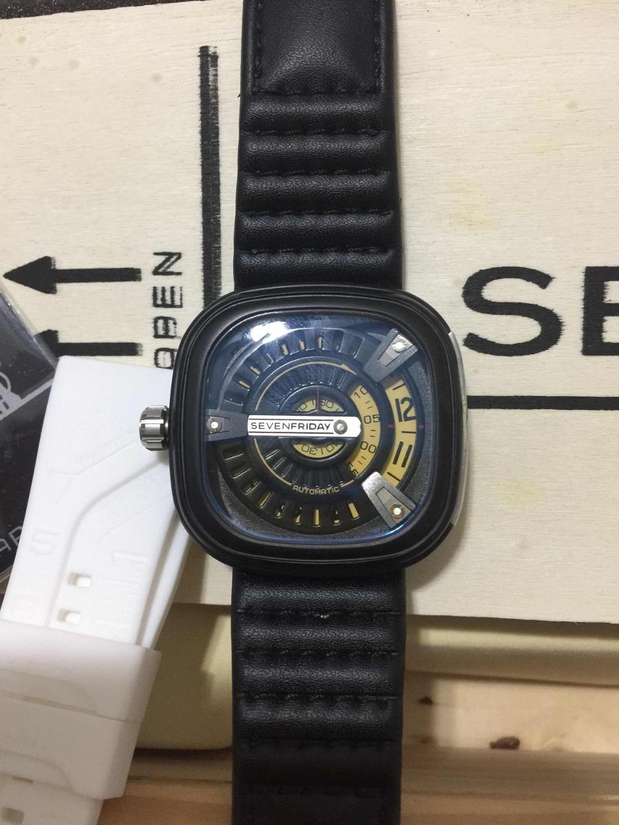 145f3cc5666 relógio sevenfriday original eta. Carregando zoom.