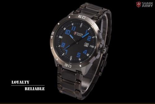 relógio shark army original!!! pronta entrega