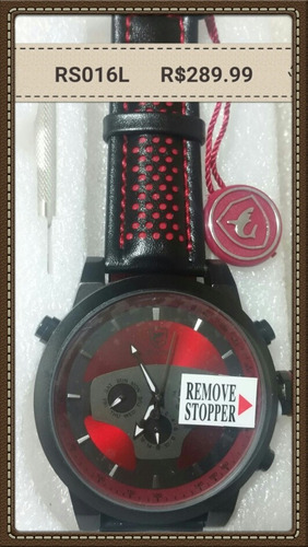 relogio shark rs016l original
