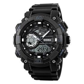 Relógio Sigma Si07ad