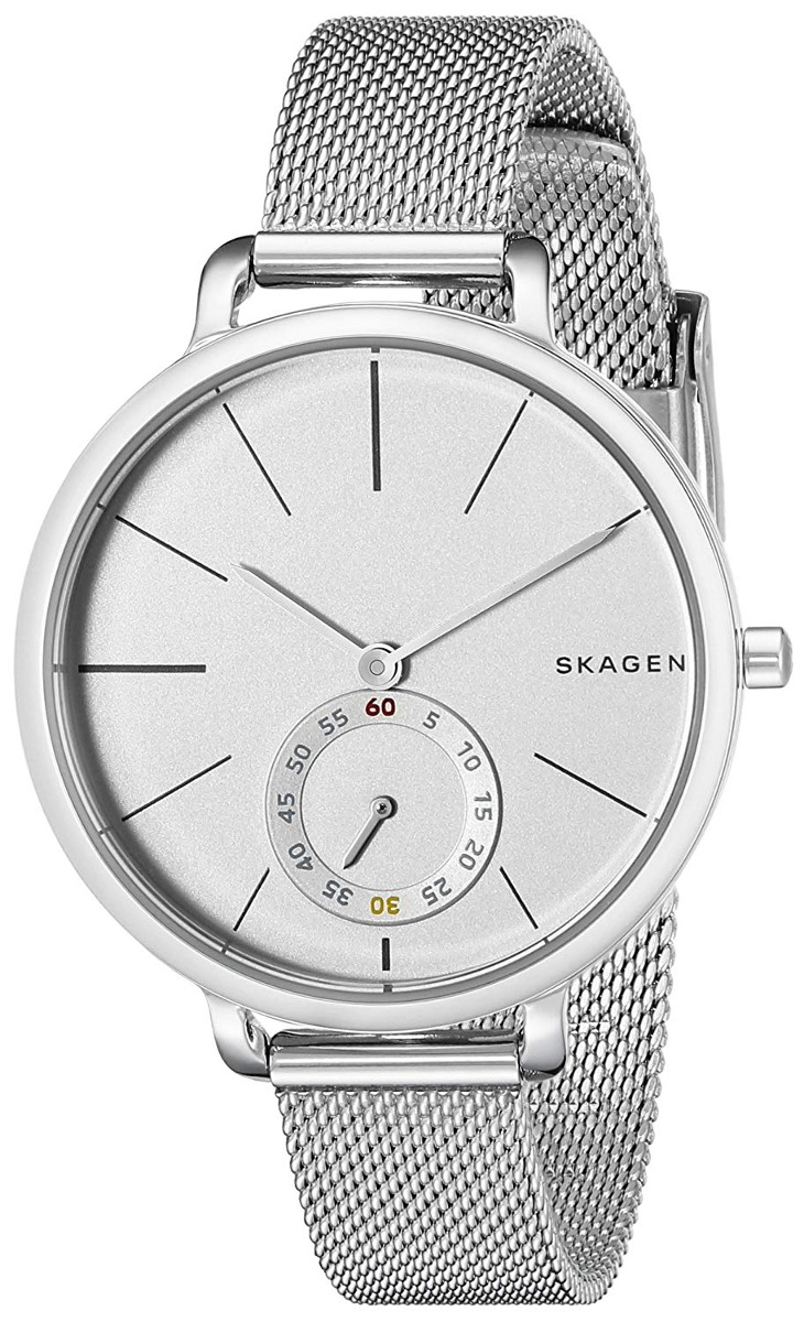 Relógio Skagen Denmark Women s Hagen Watch - 53075 - R  920,84 em ... b4bcb8c3ac