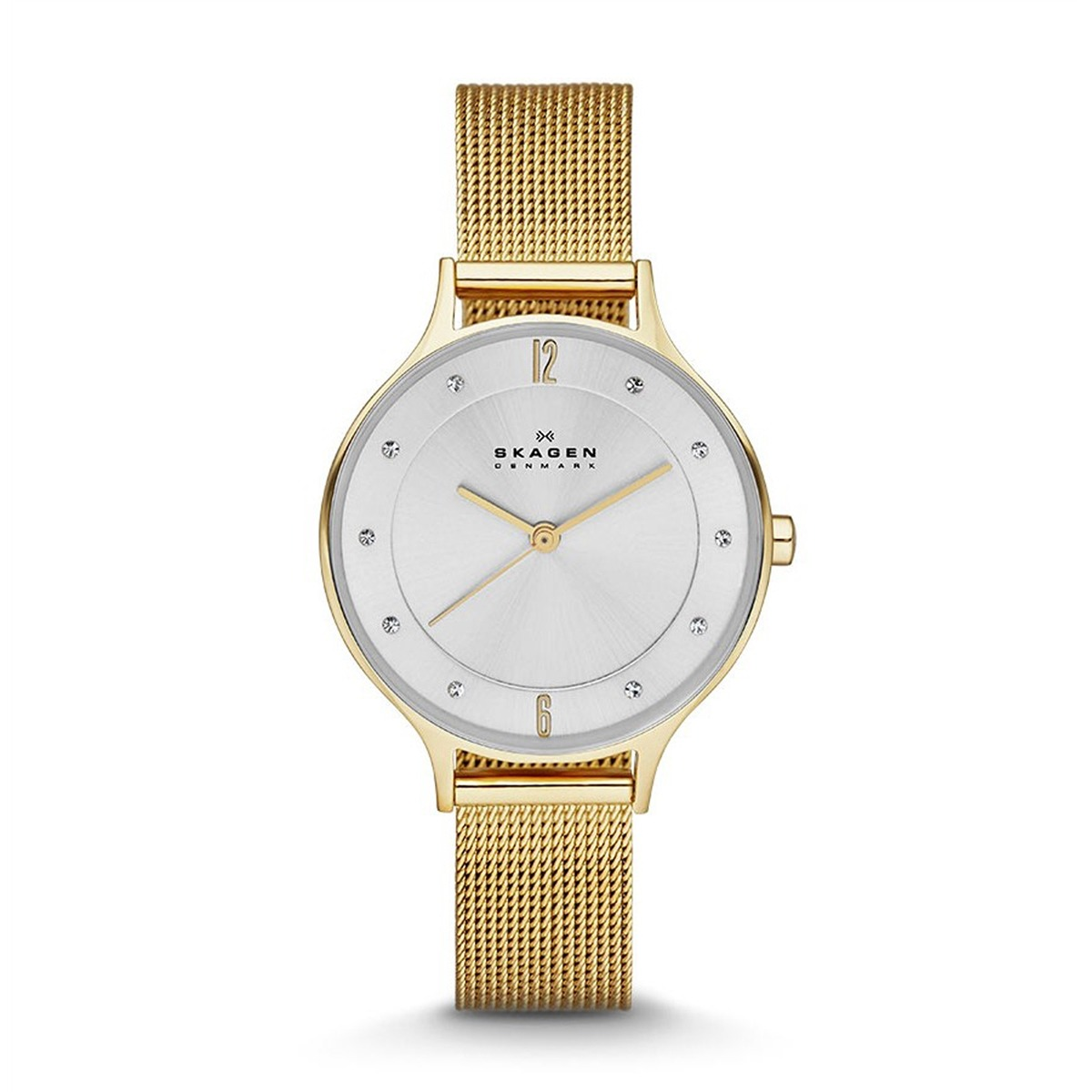 c63fd1a139697 Relógio Skagen Feminino Slim Analógico Skw2150 4kn - R  999,00 em ...