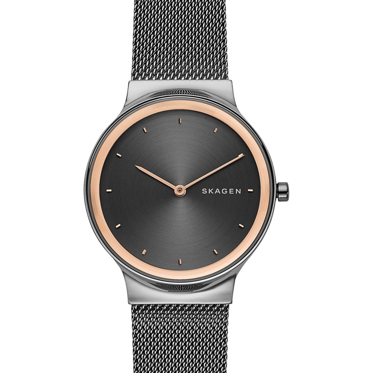 0f71d70ac9d71 Relógio Skagen Feminino Slim Analógico Skw2707 1cn - R  1.038,45 em ...