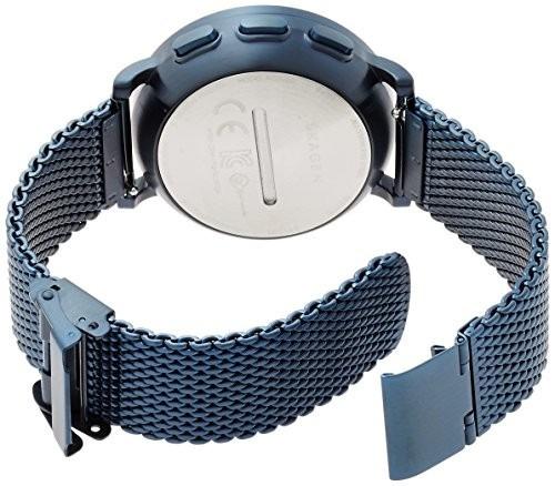 Relógio Skagen Hagen Connected Steel-mesh Hybrid Smartwatch - R ... d813d28263