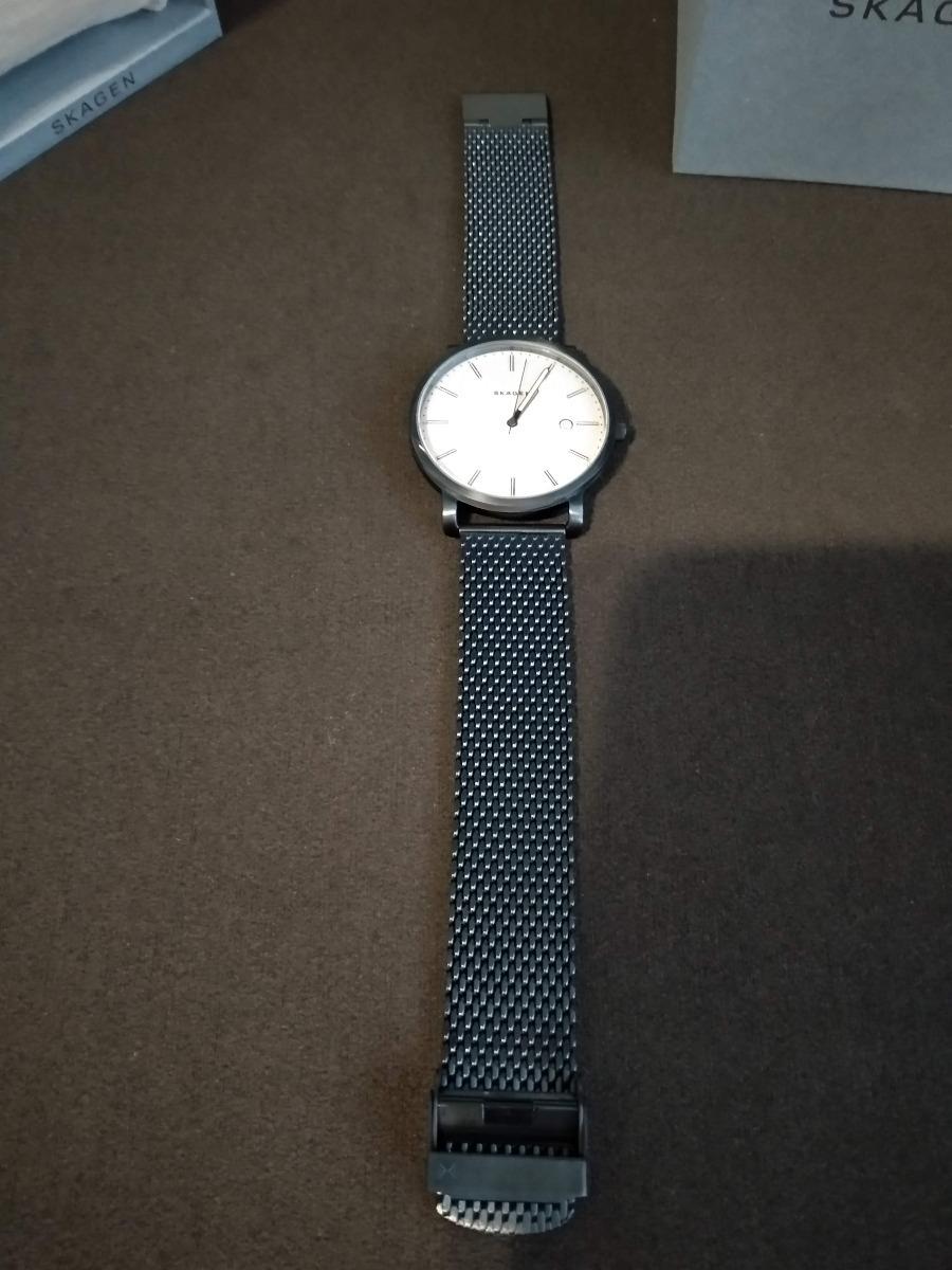 Relógio Skagen Hagen Skw6326 Slim - R  890,00 em Mercado Livre 3e8ffc7e5f