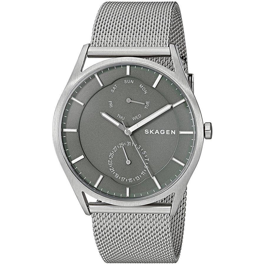 036d5bcef11ca Relógio Skagen Masculino Skw6383 1kn Multifunção Prateado - R  899 ...