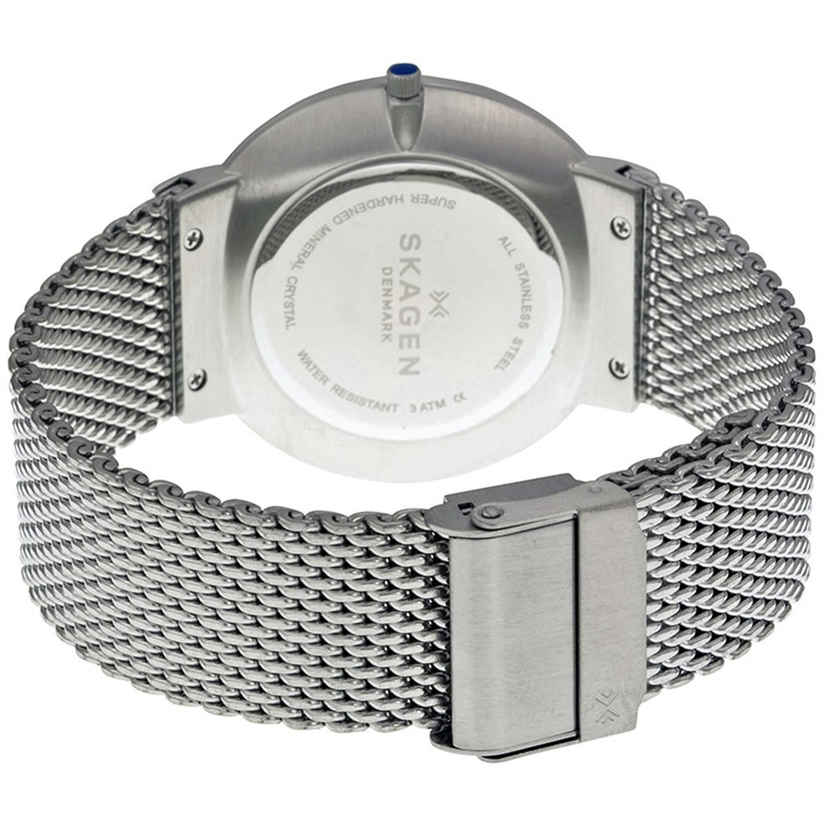 baab88dc41745 Relógio Skagen Masculino Slim Analógico Skw6163 z - R  1.153,95 em ...