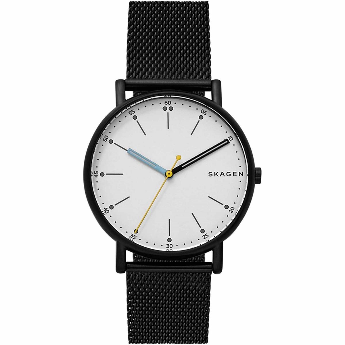 718af3c558eab Relógio Skagen Masculino Slim Sapphire Analógico Skw6376 0cn - R ...