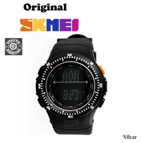 relógio skmei 0989 tático militar - prova d`água - promoção