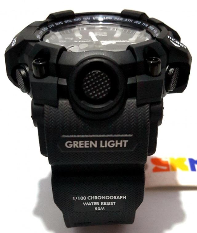 17b6bbab7c5 Relógio Skmei 1155 C  Caixa Original A Prova D água Preto - R  98