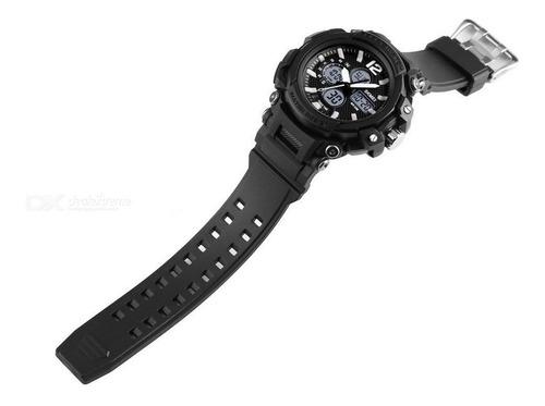 relógio skmei 1498 pulso masculino impermeável para esportes