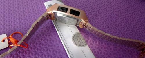 relogio skmei aço rose lindo unico no site veja fotos 1368