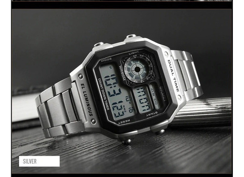 relógio skmei advantage modelo-1335- prova d'água promoção