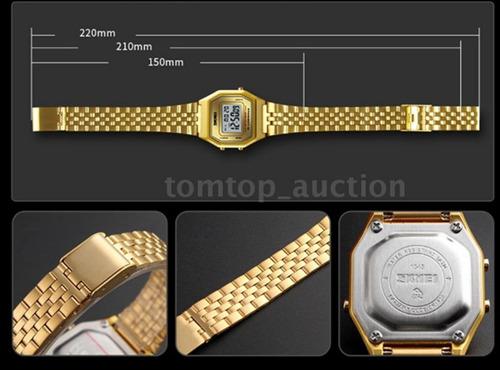 relógio skmei  digital prova d` água modelo 1345-promoção