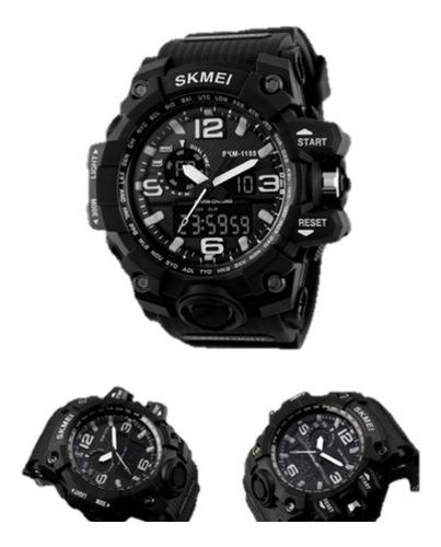 relógio skmei original modelo 1155 5 atm