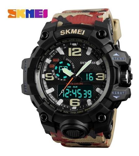 relógio skmei original modelo 1155 prova d'água