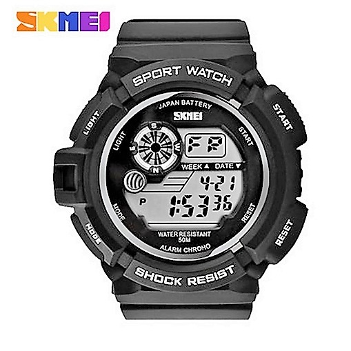 e2021a44b30 Relógio Skmei À Prova Dàgua Led - Digital Sport + Brinde - R  120
