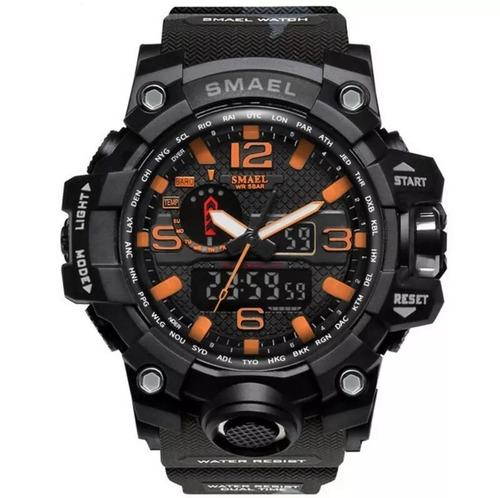 relógio smael digital masculino esportivo original