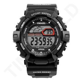 Relógio Smael Militar Digital Esportivo À Prova D'água