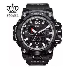 Relógio Smael Militar Original Digital A Prova D'água