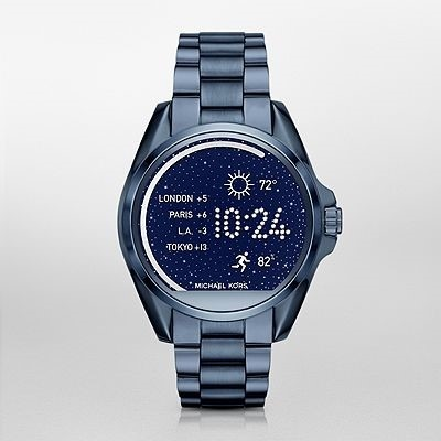 Relógio Smart Michael Kors Lançamento Acess Smartwatch - R  3.200,00 ... 3b1263210b