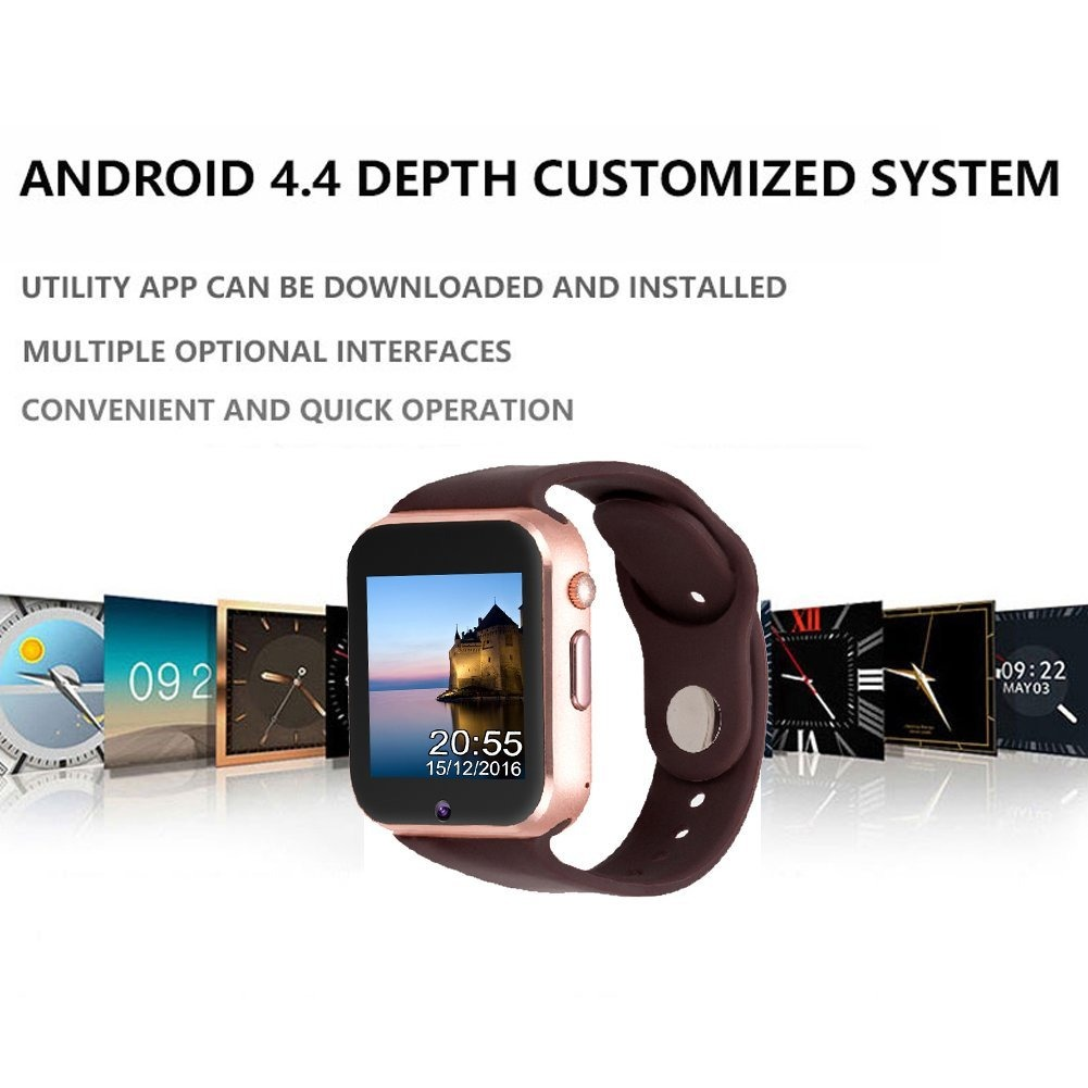 801c4f9ac46 relógio smartwatch a1s bluetooth chip android whatsapp dz09. Carregando zoom .