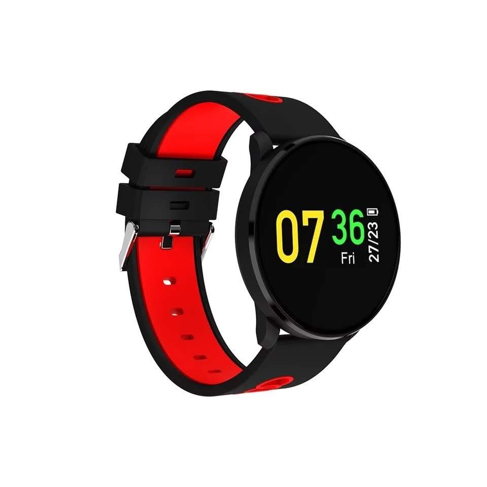 relógio smartwatch cf007 bluetooth pressão sanguínea fundo. Carregando zoom. 79e61031fc