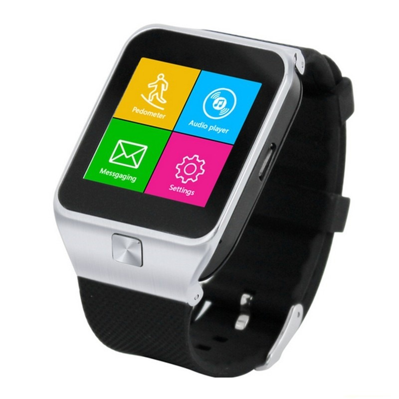 a6c0cf0259e relógio smartwatch dz09 cartão chip samsung galaxy s5 s6 s7. Carregando  zoom.