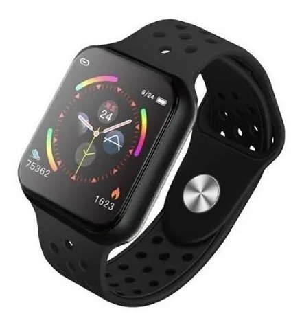 relógio smartwatch f8 inteligente android ios fitness sport