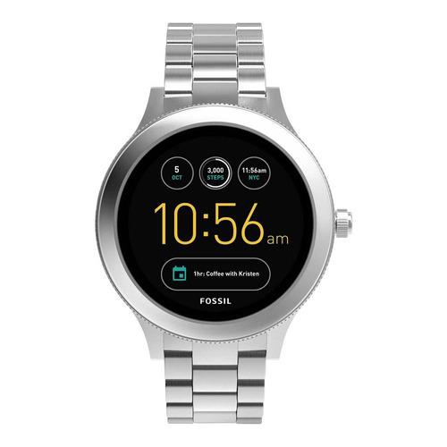 relógio smartwatch fossil q venture - ftw6003/1ki