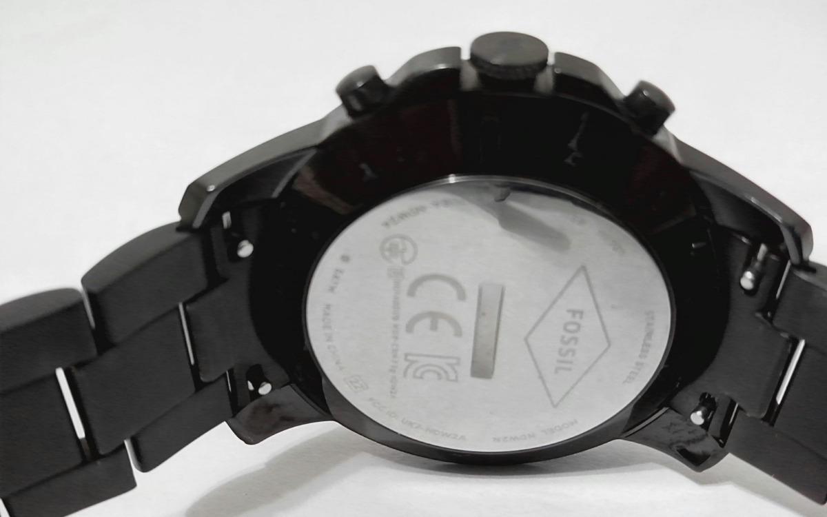 Relogio Smartwatch Hibrido Fossil Q Grant Ftw1139 R 349 90 Em