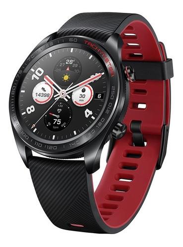 relógio smartwatch huawai honor 50atm + gps + miband2 brinde