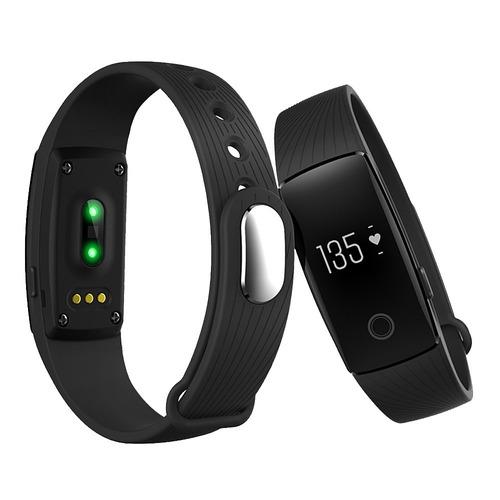 relógio smartwatch id107 monitor cardíaco