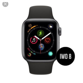 Relogio Smartwatch Inteligent Iwo Lite Bluetooth Android Ios