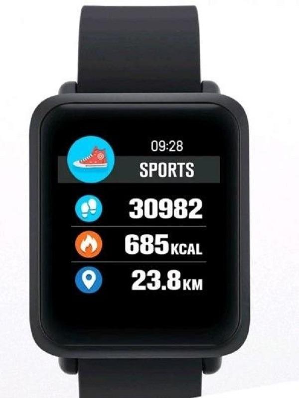71111551ec8 relogio smartwatch inteligente colmi android ios esportes. Carregando zoom.