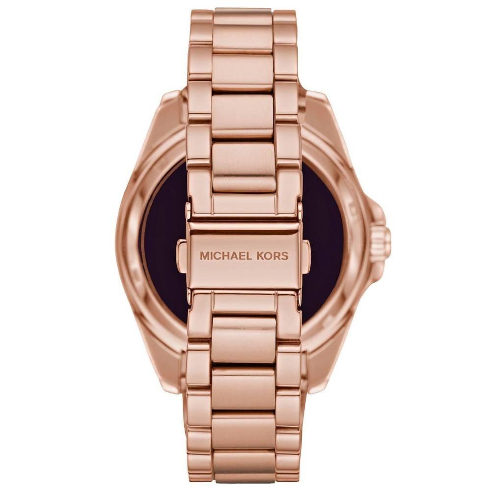 relogio smartwatch michael kors access bradshaw mkt5004 rosa. Carregando  zoom. e427b67477