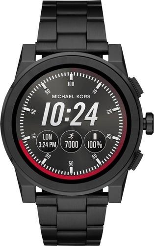 relogio smartwatch michael kors access mkt5029 preto