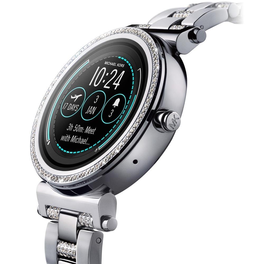 8222697de876c relógio smartwatch michael kors novo importado usa original. Carregando zoom .