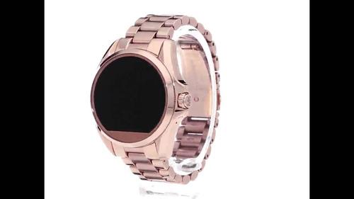 992358bdb34b1 relógio smartwatch michael kors novo original importado usa. Carregando zoom .
