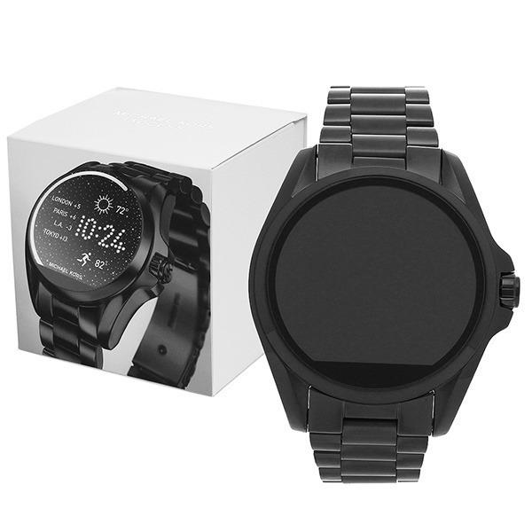 9c657a101cea8 Relogio Smartwatch Michael Kors Preto Mkt5005 Original Eua - R  2.299,00 em  Mercado Livre
