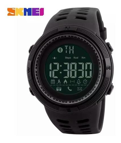 relógio smartwatch skmei 1250 bluetooth android ios unissex