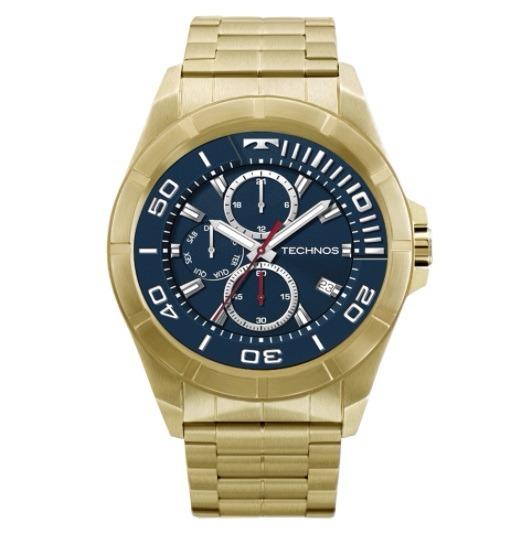 d49d5754f7ca6 Relógio Smartwatch Technos Connect Srab 4p Dourado + Kit Top - R ...