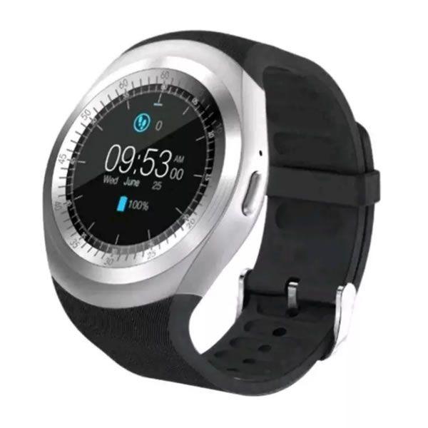 1140006a217 Relógio Smartwatch Tr02 Y1 Tomate Bluetooth Notificação - R  62