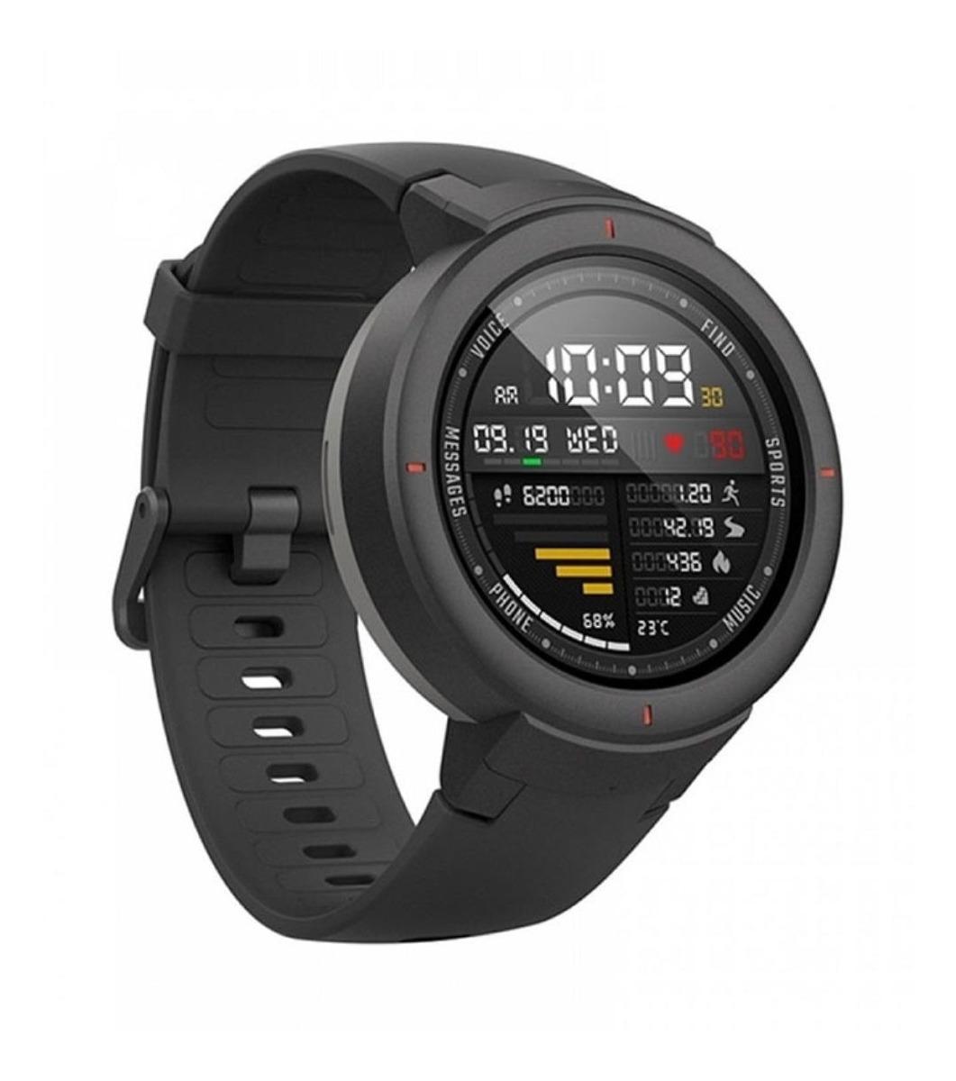 8fd7cb059374 Relógio Smartwatch Xiaomi Amazfit Verge Global - Promoção - R$ 799,00 em  Mercado Livre
